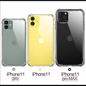 iPhone 11/Pro/Pro Max/Xs Max Xs/XR/7/8+ Clear Case